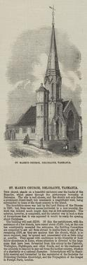 St Mark's Church, Deloraine, Tasmania