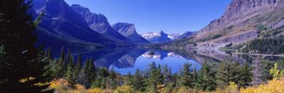 St Mary Lake Glacier National Park, MT