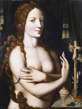 St Mary Magdalene Repentant