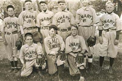St. Mary's Baseball Team