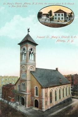 St. Mary's Catholic Church, Albany