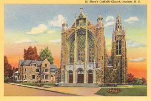 St. Mary's Catholic Church, Hudson