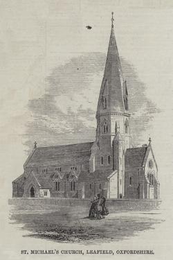 St Michael's Church, Leafield, Oxfordshire