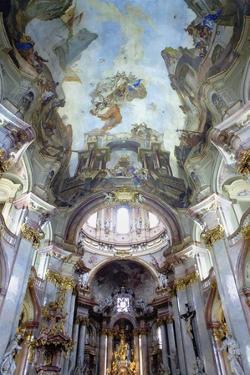 St. Nicholas church in Mala Strana (1673-1752)