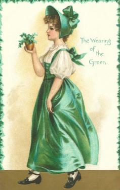 St. Patricks Day, the Wearing of the Green