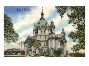 St. Paul Cathedral, St. Paul, Minnesota