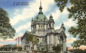 St. Paul Cathedral, St. Paul, Minnesota