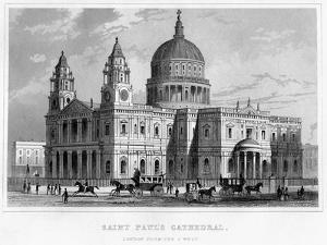 St Paul's Cathedral, City of London