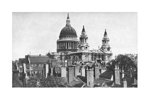 St Paul's Cathedral, London, 1924-1926