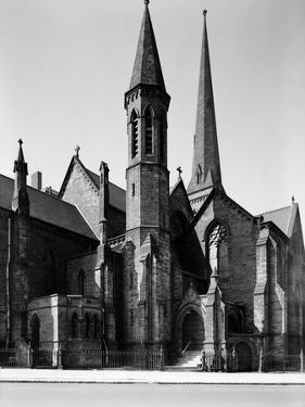 St. Paul's Episcopal Cathedral, Buffalo