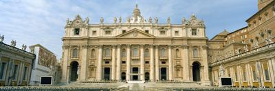 St. Peter's Basilica, St. Peter's Square, Rome, Italy