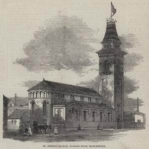 St Peter's Church, Oldham Road, Manchester