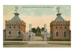 St. Roch Cemetery, New Orleans, Louisiana