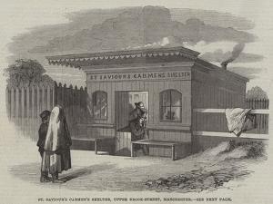 St Saviour's Cabmen's Shelter, Upper Brook-Street, Manchester