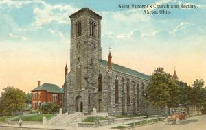 St. Vincent's Church, Akron, Ohio