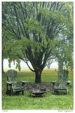 Moss Chairs by Stacy Bass