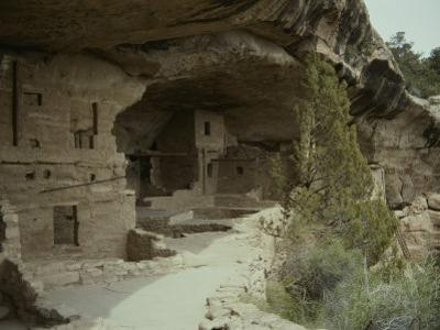 Anasazi Ruins at Mesa Verde National Park by Stacy Gold
