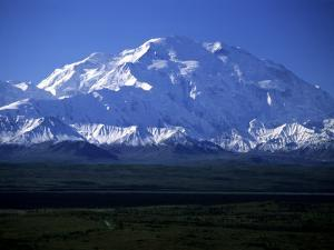 Denali National Park, Alaska, United States. Mt.Mckinley, the Tallest Mountain in North America by Stacy Gold