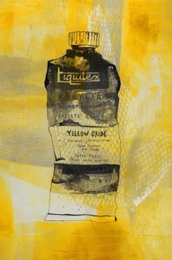 Yellow Oxide by Stacy Milrany