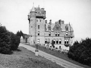 Belfast Castle 1931 by Staff