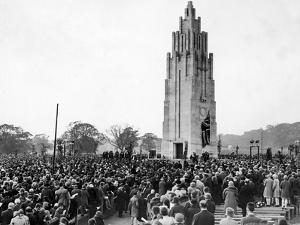 Coventry War Memorial 1927 by Staff