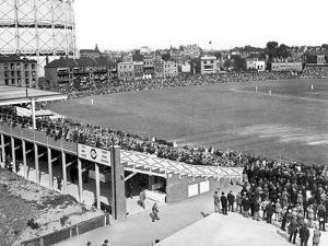 General View of the Oval Cricket Ground August 1947 by Staff