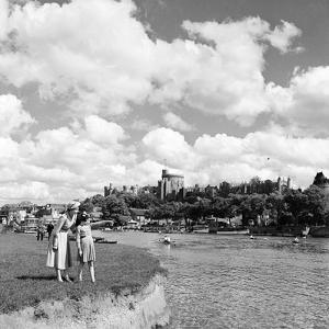 Windsor Castle, Berkshire, 1952 by Staff