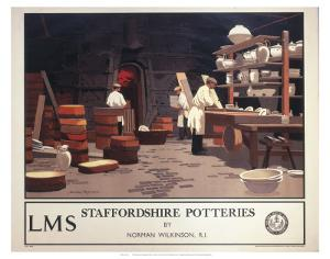 Staffordshire Potteries