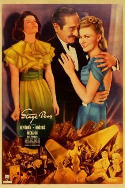 Stage Door, 1937