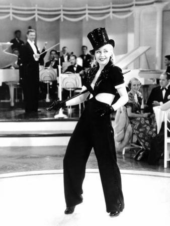 Stage Door, Ginger Rogers, 1937