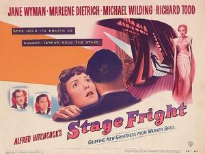 Stage Fright, 1950
