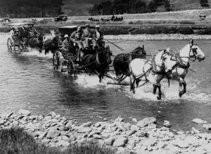 Stagecoach River Crossing
