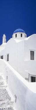 Stairs of a House, Oia, Santorini, Cyclades Islands, Greece