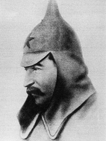 Stalin as a Revolutionary Commander