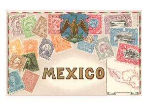Stamps of Mexico