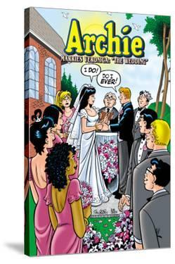 Archie Comics Cover: Archie No.601 Archie Marries Veronica: The Wedding by Stan Goldberg