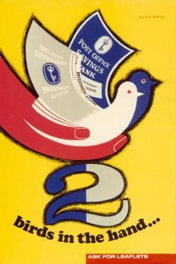 2 Birds in the Hand by Stan Krol