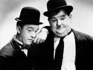 Stan Laurel, Oliver Hardy [Laurel & Hardy], ca. 1930s