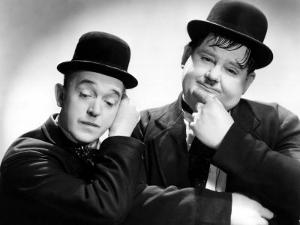 Stan Laurel, Oliver Hardy