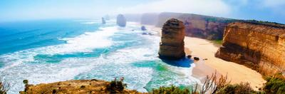 The Twelve Apostles by the Great Ocean Road in Victoria, Australia by StanciuC