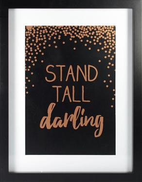 Stand Tall Darlin Rose Gold