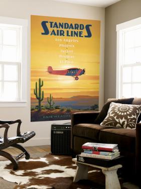Standard Airlines, El Paso, Texas