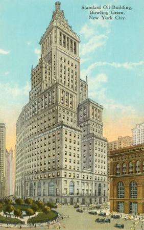 Standard Oil Building, New York City