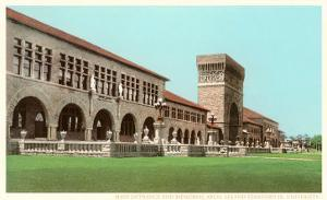 Stanford University Memorial Arch