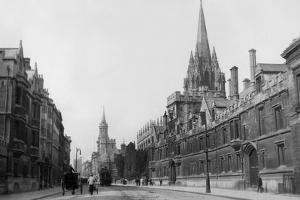 High Street, Oxford by Staniland Pugh