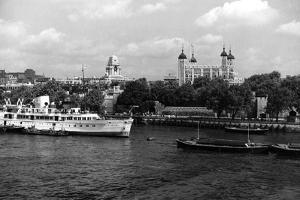 Tower of London by Staniland Pugh