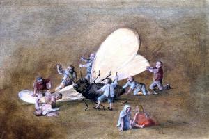 The Cruel Children, C1850-1890 by Stanislas Lepine