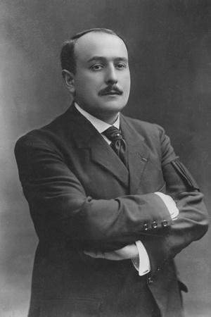 Portrait of Paul Acker