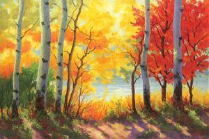 Beauty of the Fall by Stanislav Sidorov