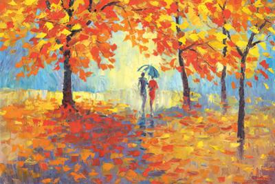 Color of the Rain by Stanislav Sidorov
